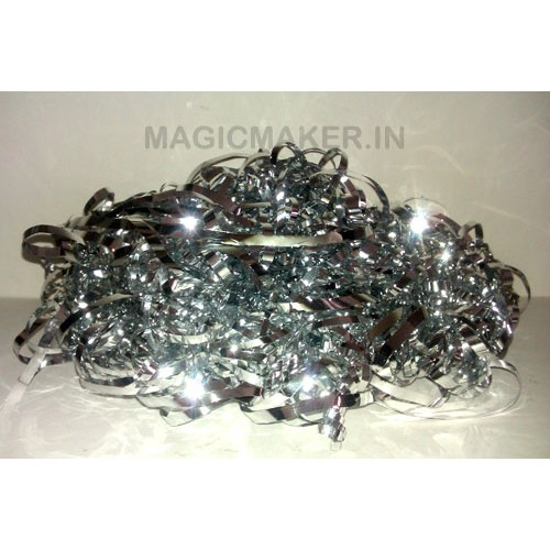 Throw Coil - Mylar Silver