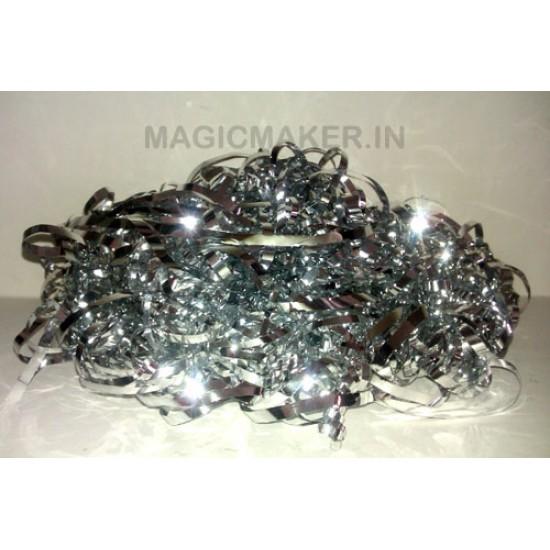 Throw Coil - Mylar Silver