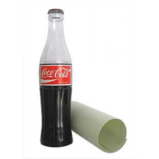 Vanishing Coca Cola Bottle