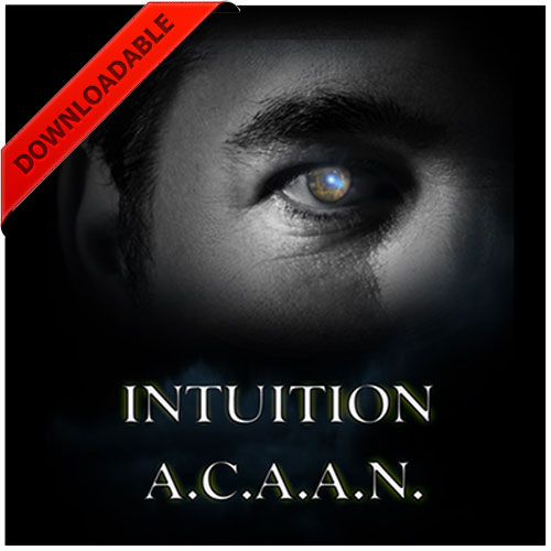 Intuition ACAAN by Brad Ballew ( Video DOWNLOAD )