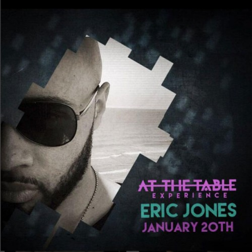 At the Table Live Lecture Eric Jones January 20th 2016 (VIDEO DOWNLOAD)
