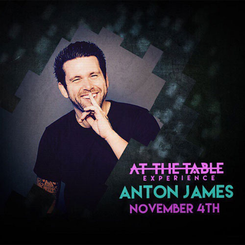 At the Table Live Lecture Anton James November 4th 2015 (VIDEO DOWNLOAD)