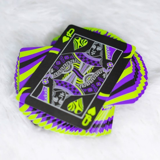 Goblin Ghost Playing Cards by Gemini