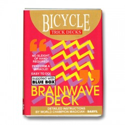 Brainwave Deck (Bicycle)