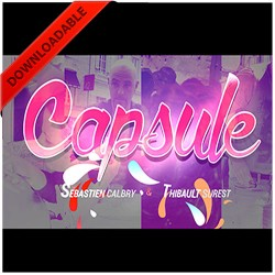CAPSULE by Sebastian Calbry & Thibault Surest ( Video DOWNLOAD )