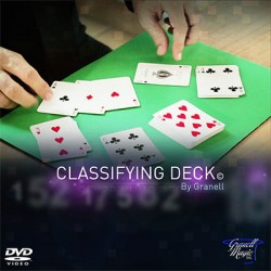 Classifying Deck by Granell Magic
