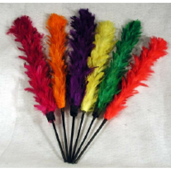 Color Changing Plumes