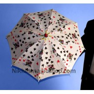 Poker Umbrella 14 inch