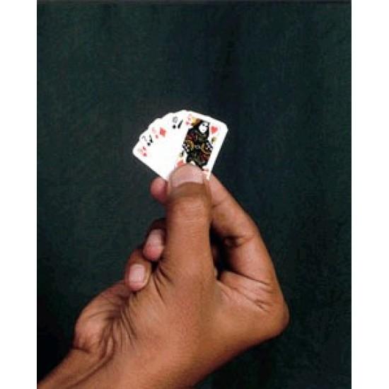 Diminishing cards