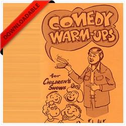Comedy Warm-ups by David Ginn ( PDF DOWNLOAD )