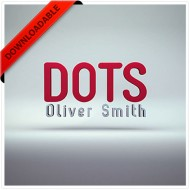 Dots by Oliver Smith ( Video Download )