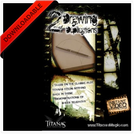 2 Draw Duplications by Titanas (VIDEO DOWNLOAD)