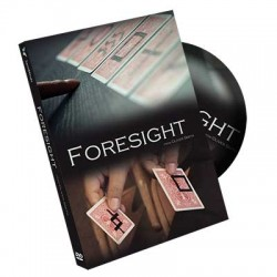 Foresight (DVD and Gimmick) by Oliver Smith