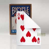 Bicycle Blank Back Card
