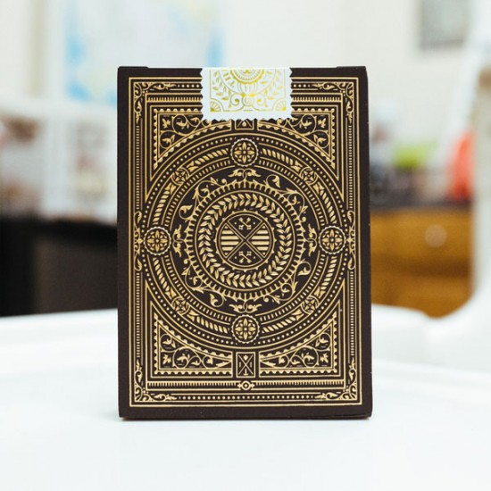 Medallions Signature Playing Cards