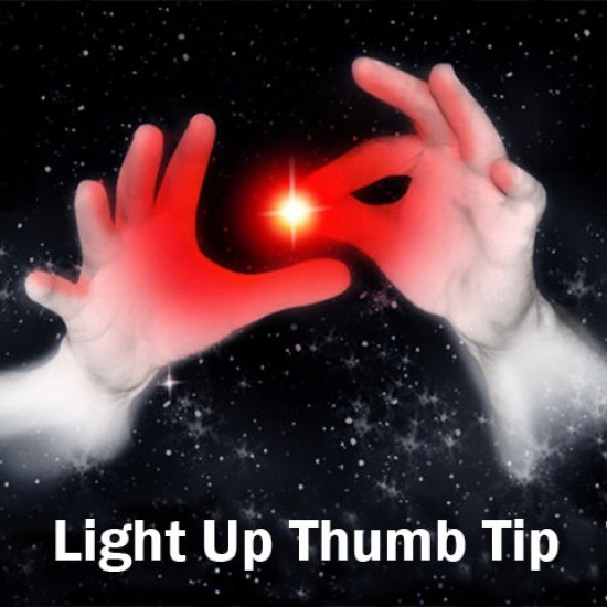Light Up Thumb Tip (Red)