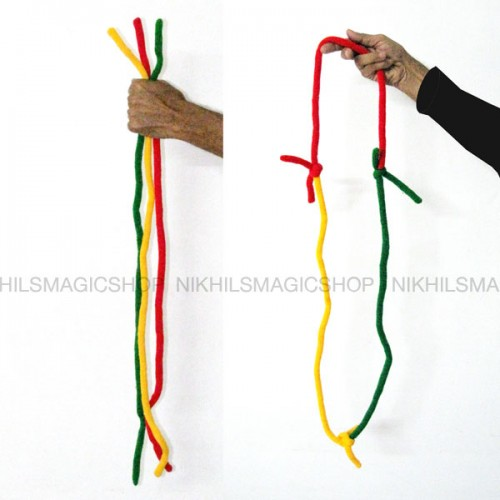 Multi-Color Rope Link