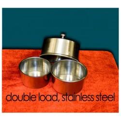 Mini Production Pan Double Load (S.S.)
