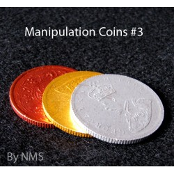 Magicians Manipulation Coins #3