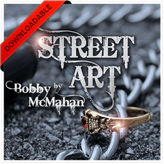 Street Art by Bobby McMahan  ( Video DOWNLOAD )