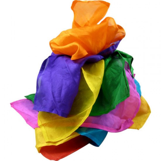 Silk Fountain Multicolor