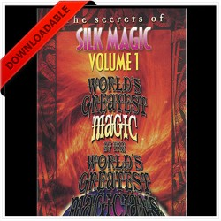 World's Greatest Silk Magic volume 1 by L&L Publishing ( VIDEO DOWNLOAD )
