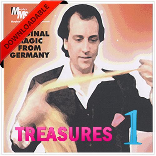 Treasures Vol 1 by Alexander DeCova ( VIDEO DOWNLOAD )