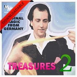 Treasures Vol 2 by Alexander DeCova ( VIDEO DOWNLOAD )