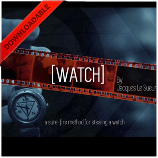 Watch by Jacques Le Sueur (VIDEO DOWNLOAD)
