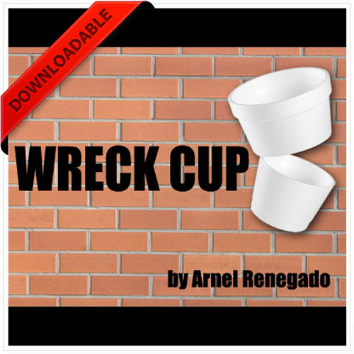 Wreck Cup by Arnel Renegado (VIDEO DOWNLOAD)